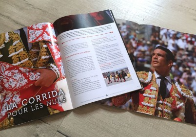edition-magazine-feria-nimes-2015-2016-corrida-programme-nimes-montpellier-ales-print-magazine france sud meilleur agence event (1 (4)