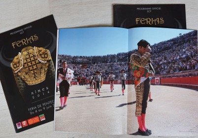 edition-magazine-feria-nimes-2015-2016-corrida-programme-nimes-montpellier-ales-print-magazine france sud meilleur agence event (1)